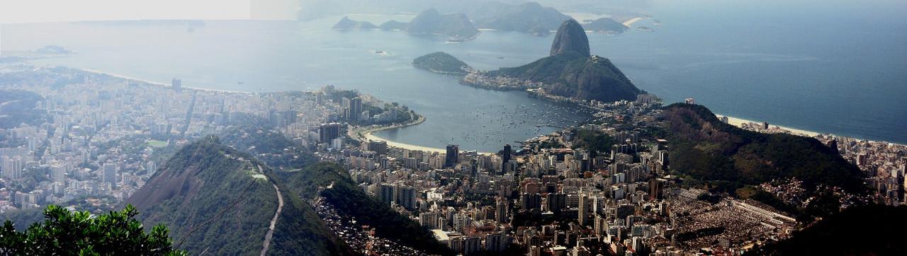 Rio Panorama #1--Sugar Loaf.