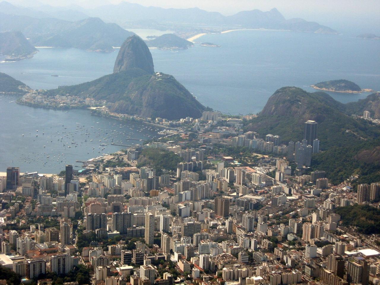 Rio Panorama #5--Cristo view 3