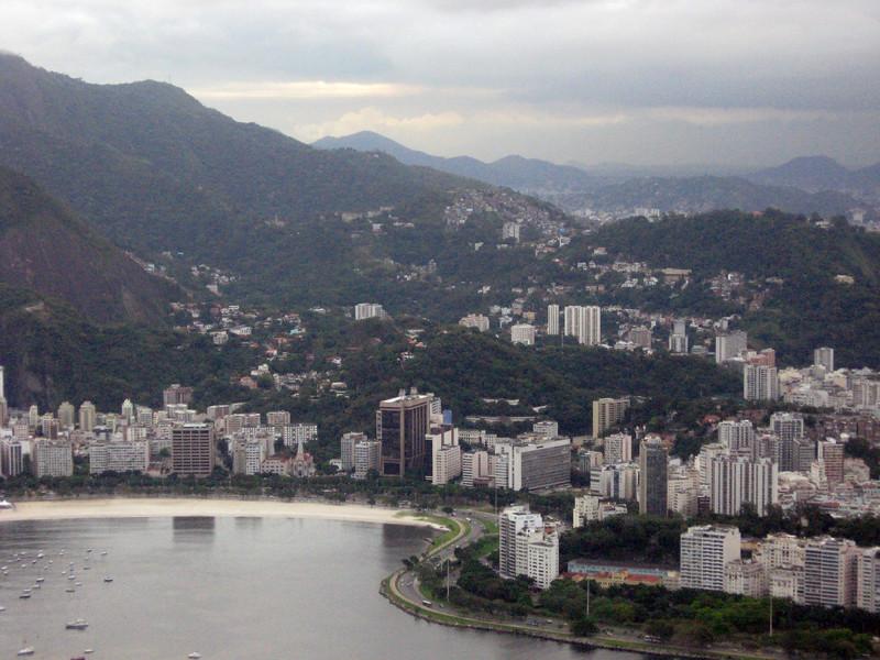 Rio Panorama #4--Ipanema/Copa 2