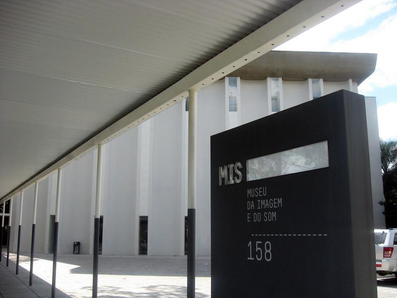 The Museu de Imagem e do Som (Museum of Image and Sound)