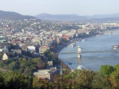 "Panorama of Budapest--from ""Buda"" #2"