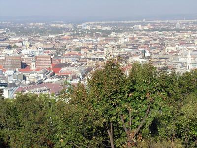 "Panorama of Budapest--from ""Buda"" #7"