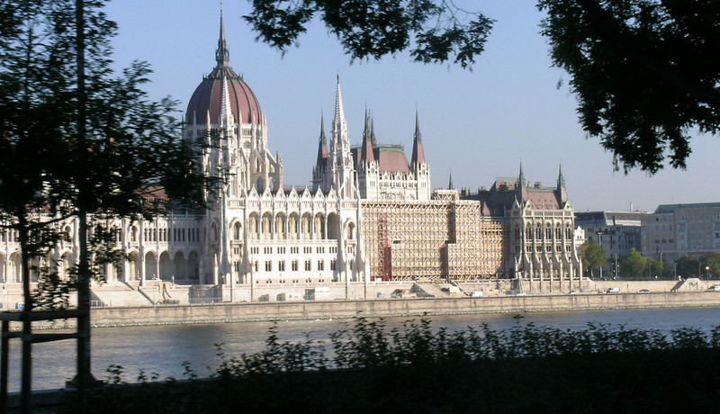 View of Parliament