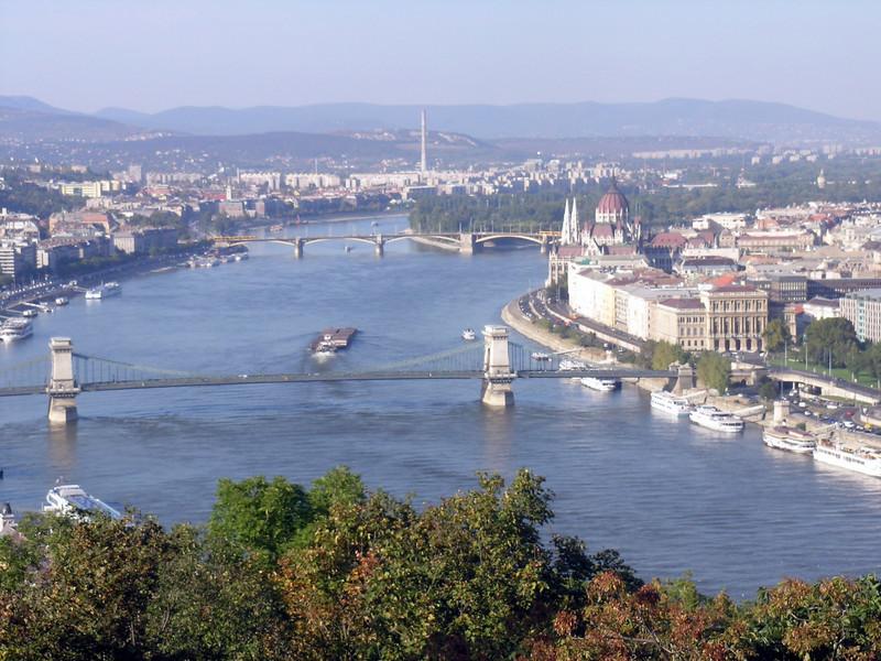 "Panorama of Budapest--from ""Buda"" #3"