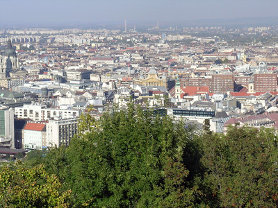"Panorama of Budapest--from ""Buda"" #6"