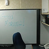 HRET, when you write on the board it is transferred to the computer.