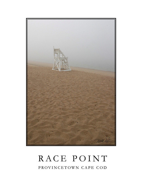 REce Point Life Guard Chair