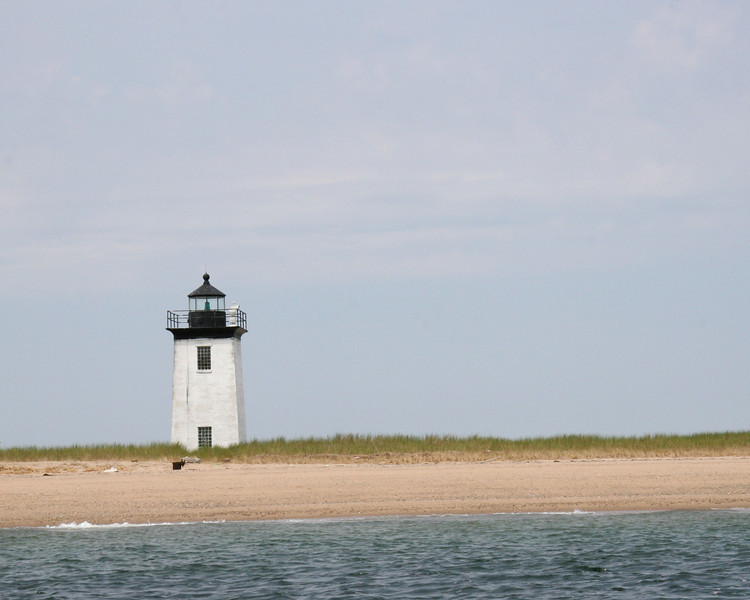 Provincetown Lighthouse from the Harbor