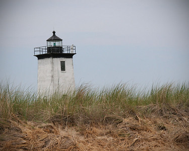 Provincetown Light from the beach
