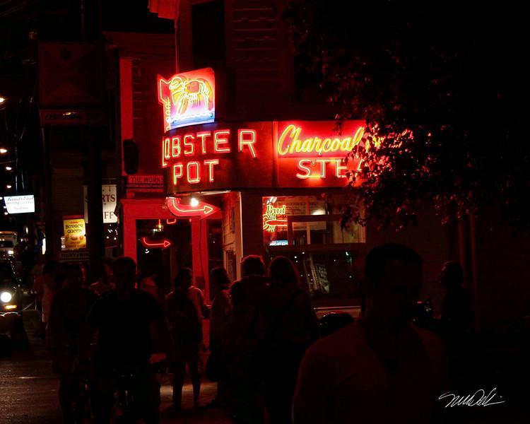Lobster Pot Restaurant Provincetown MA
