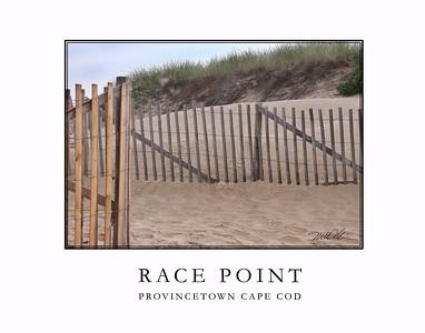 Raade Point Beach Fence