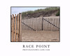 Raade Point Beach Fence