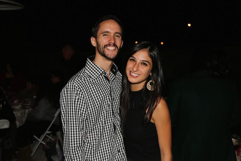 David and Mitra<br /> EN8A7043