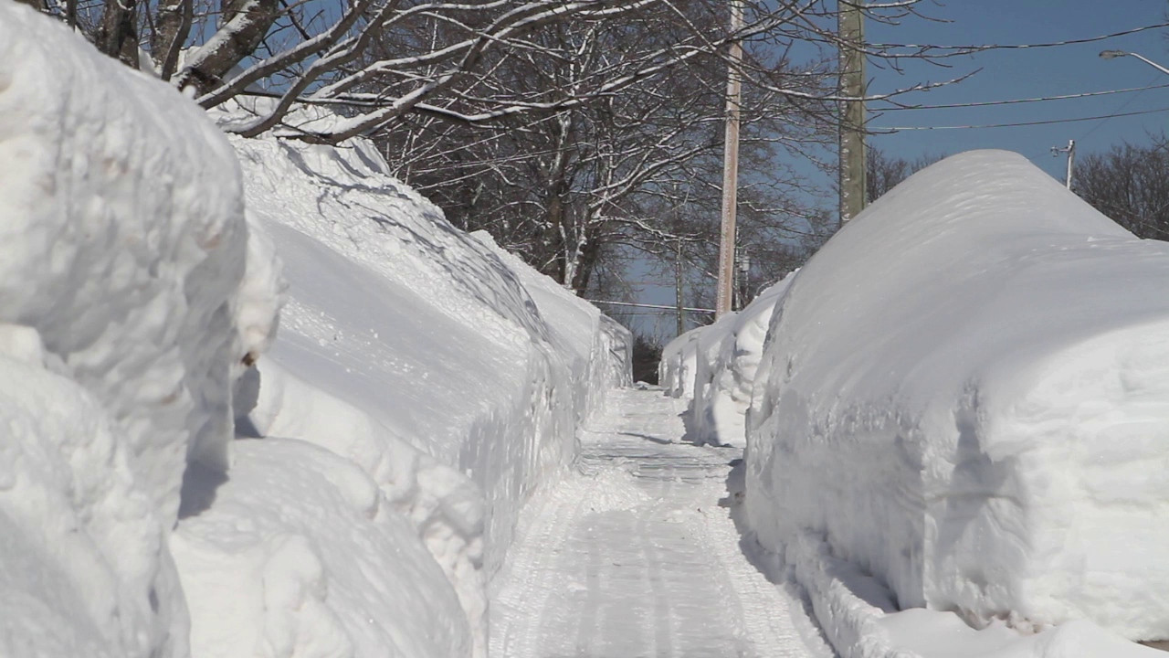 Citizens Comments on Snow