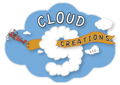 Logo Design for Cloud 9 Creations
