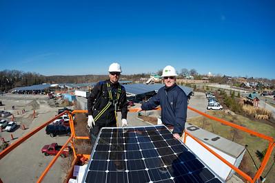 Melink employees Nolan MacGregor and Steve Melink