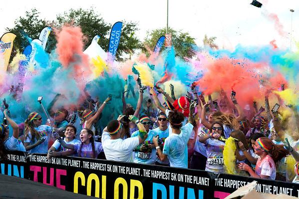 Color Run Miami