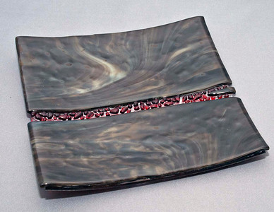 """Original Designs in Fused Glass by """"Sandy"""""""