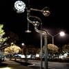 Noosa Junction Clock Tower by Russell Anderson