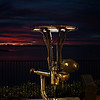 Russell Anderson's Steampunk Artwork at the Redcliffe foreshore <i>Version 1</i>