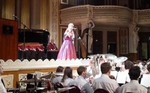 Diamond Jubilee Concert: Rotary Club Unites  St George's Hall Liverpool