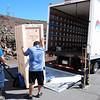 First transmitter unloading
