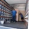 Unloading second transmitter