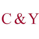 CY TEXT LOGO red