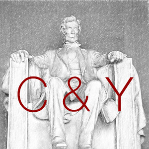 CY Lincoln Logo red text2