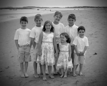 Crane Family- Goose Rocks Beach 2008
