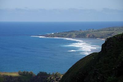 Crater Hill Kilauea, Kaua`i