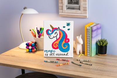 Craft_CIY_Summer_Crayon Melter Unicorn Canvas_L01