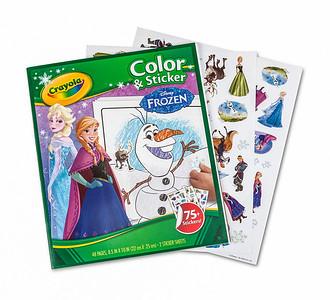 0458420000_Color&Sticker-Frozen_01