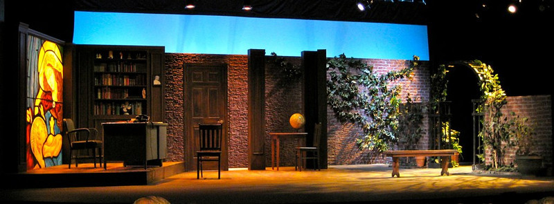 Doubt: A Parable<br /> Directed by Nancy Curren Willis<br /> Scene Design by Janie Howland<br /> Foothills Theater 2009