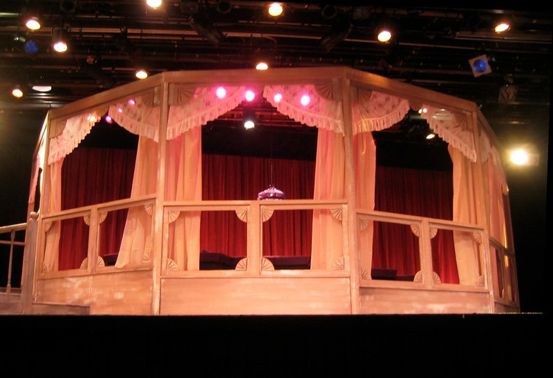 The Best Little Whorehouse in Texas<br /> Directed by Russell Garrett<br /> Scene Design by Barbara Craig<br /> Foothills Theater, Worcester, MA 2008