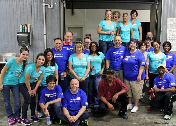 DRI 2012 Volunteer Projects