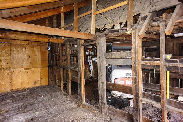 209 Whiterock Ave Garage Rehab