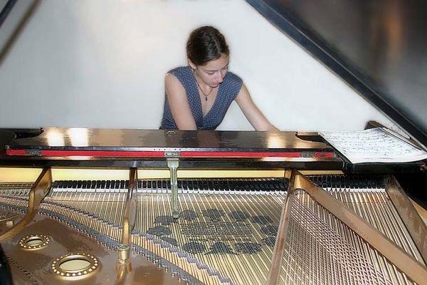 Steinway Recital sm