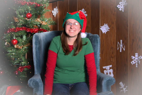December 5, 2009, Breakfast With Santa in Vermilion