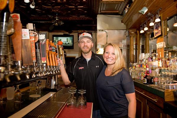 Dennis & Alice - Mahaffey's Pub