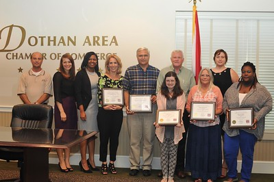 Dothan Area Governor's Committee Reception October 2017