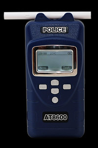 Breathalyzers from Drinking Mate. Photography by Trent Williams.
