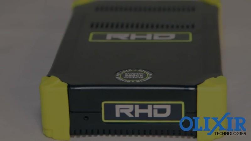 Olixer Technologies RHD Comercial 2015