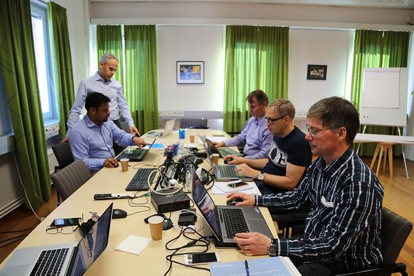 2016-05-13 SysML Training (Kiruna)