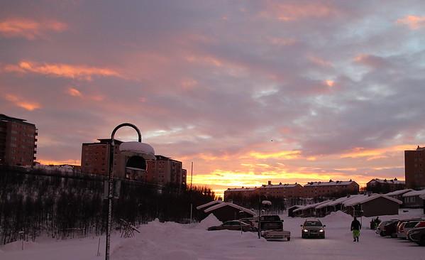 2016-12-08 Christmas Lunch (Kiruna)