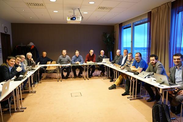 2017-12-05 NeIC Stakeholder (Arlanda)