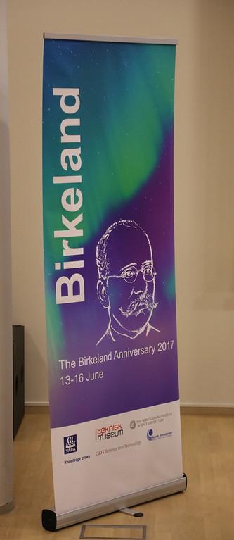 Birkeland Space Weather Symposium 2017-06 (Oslo)