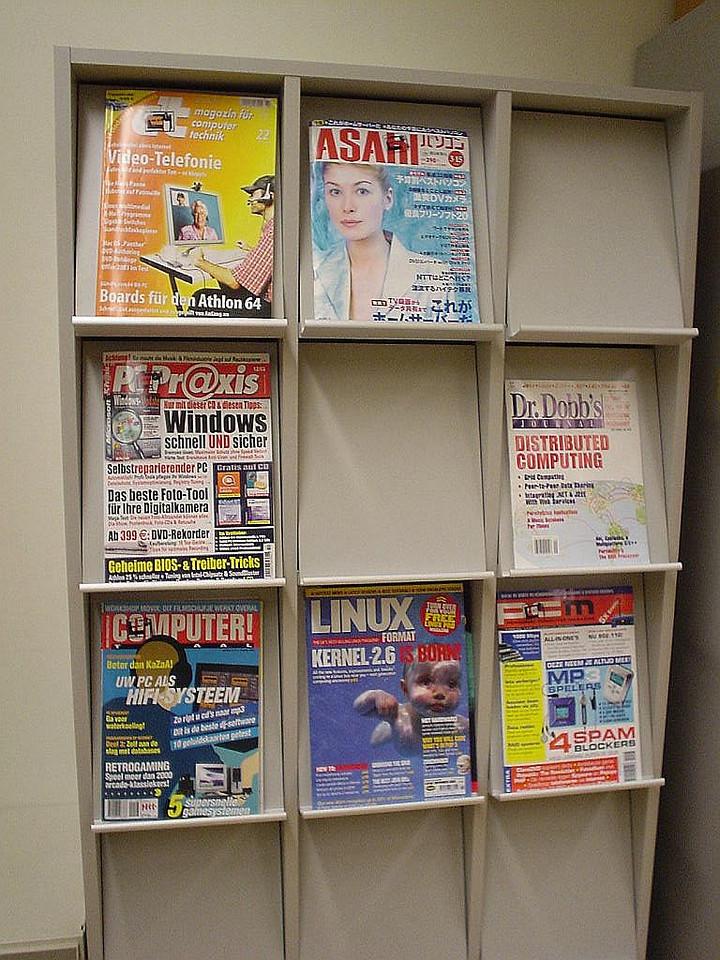 Computer Club magazines