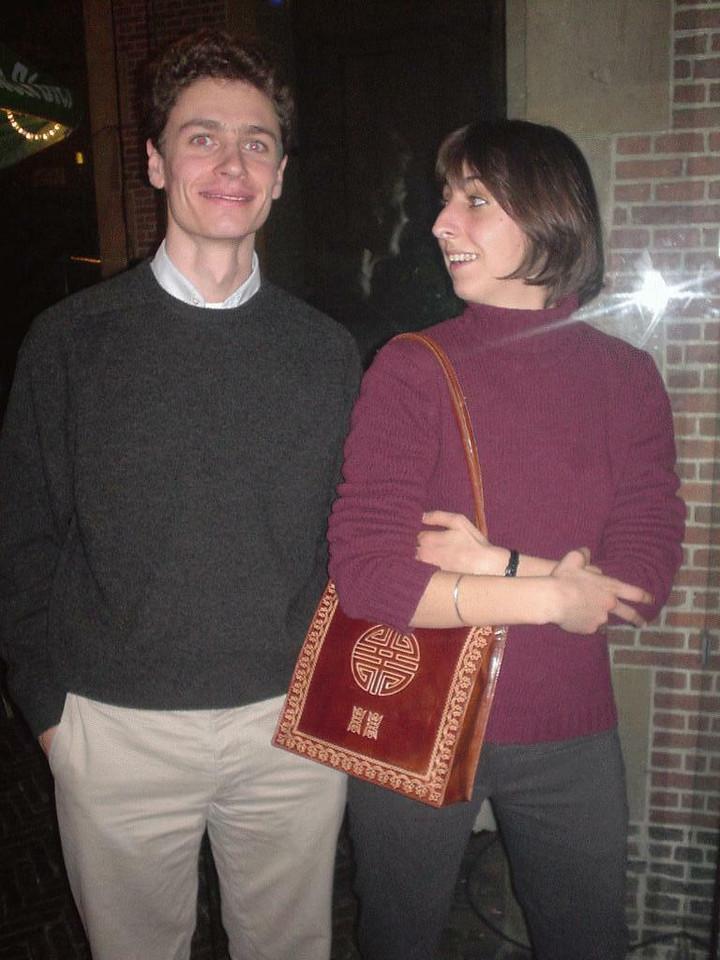 Olivier and Lisa