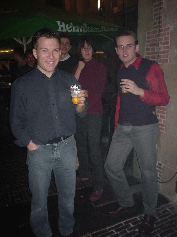 Mathias and Alexandre